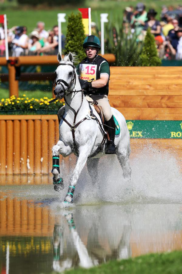 Ireland third in eventing Nations Cup