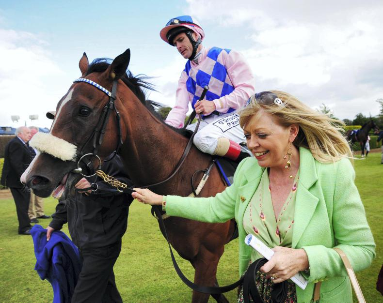 Stakes success for No Nay Never
