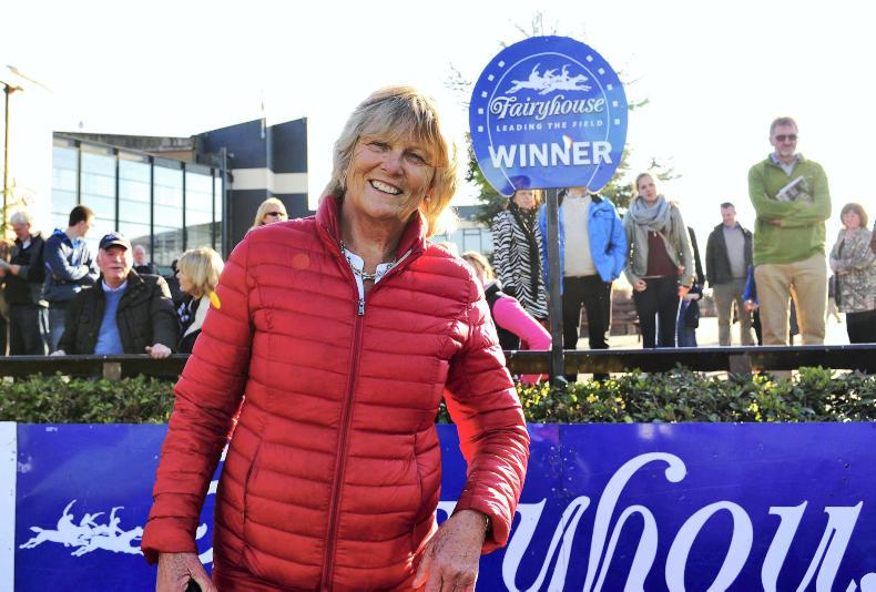 TALKING TRAINER: Jessie well placed to add more accolades