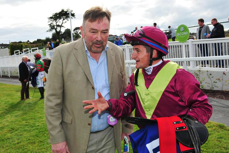 Nicky Hartery appointed chairman of Horse Racing Ireland
