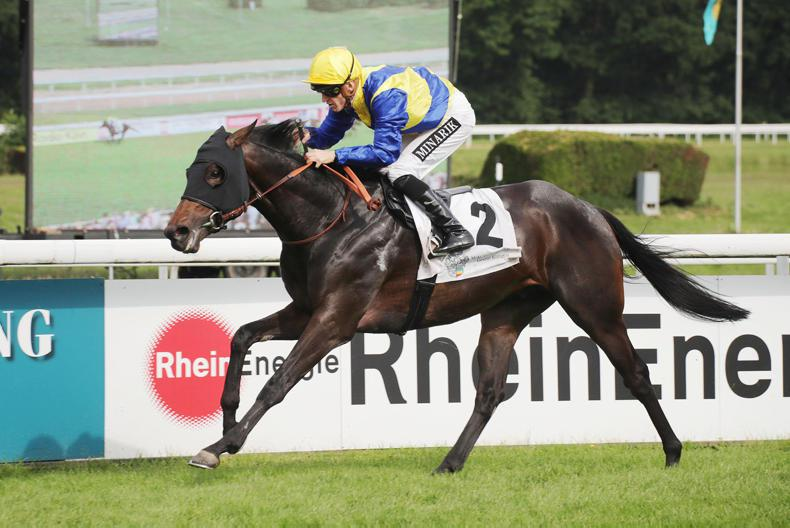 GERMANY: Ancient Spirit makes all to land 2000 Guineas