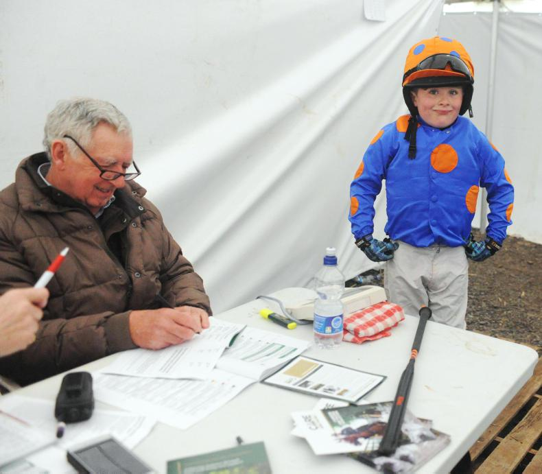 VIEW FROM ABOVE: McNally embarks on riding career