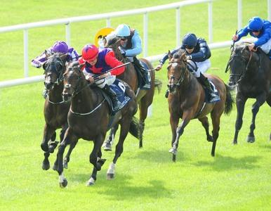 Romanised floors O'Brien big guns to land Irish 2,000 Guineas glory
