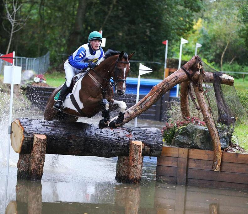 Irish eventing team third in FEI Nations Cup at Houghton Hall