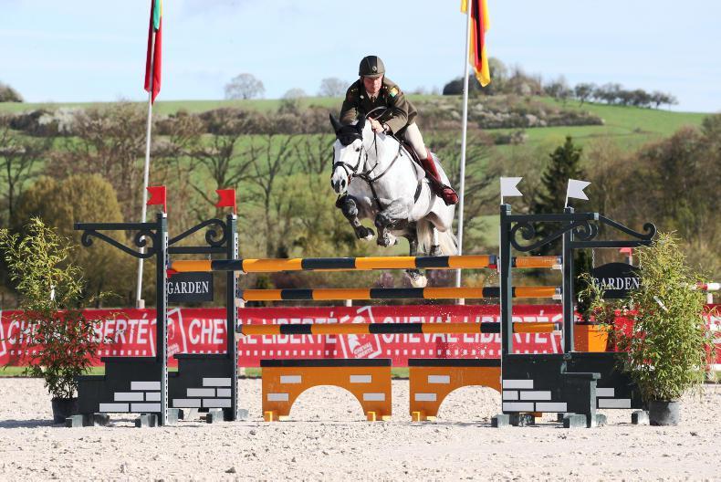 SHOW JUMPING: Cruz victory for Curran in Ballinasloe