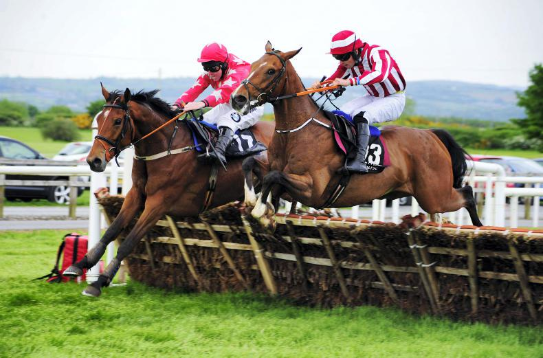 DOWN ROYAL FRIDAY: Orr returns with a 33/1 winner