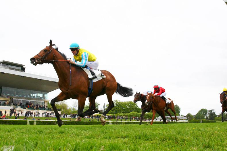FRANCE: Queen Anne next for Ispahan winner Recoletos