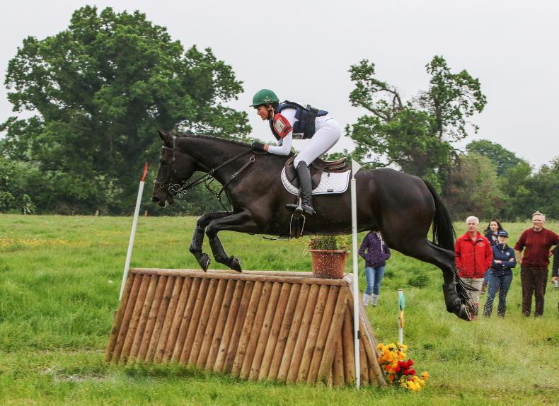 EVENTING: Guidam Roller scores for Donohoe