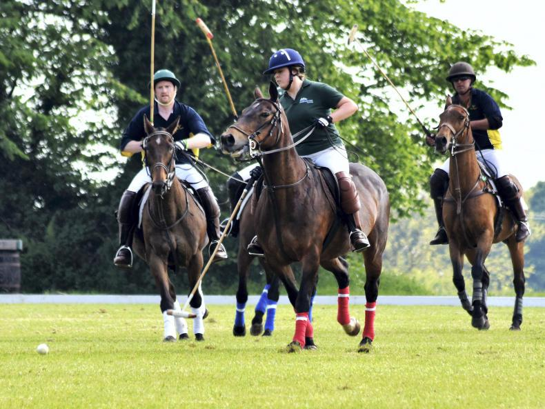 POLO:  Curraghmore retain Ballindenisk Cup
