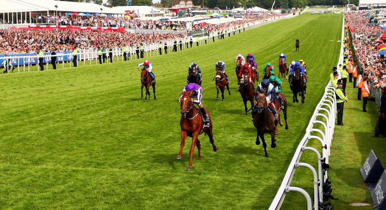 RORY DELARGY: A Derby recollection – don't blame the jockey