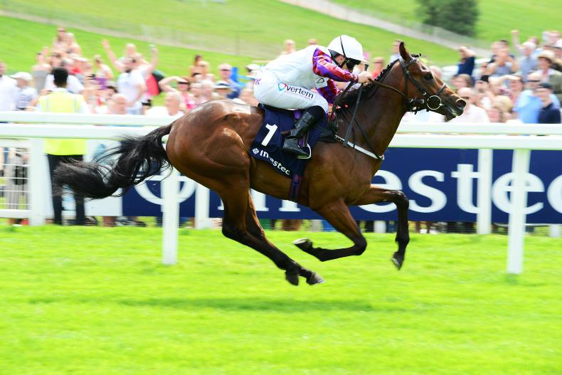 EPSOM FRIDAY: Cosmic takes off for Fahey