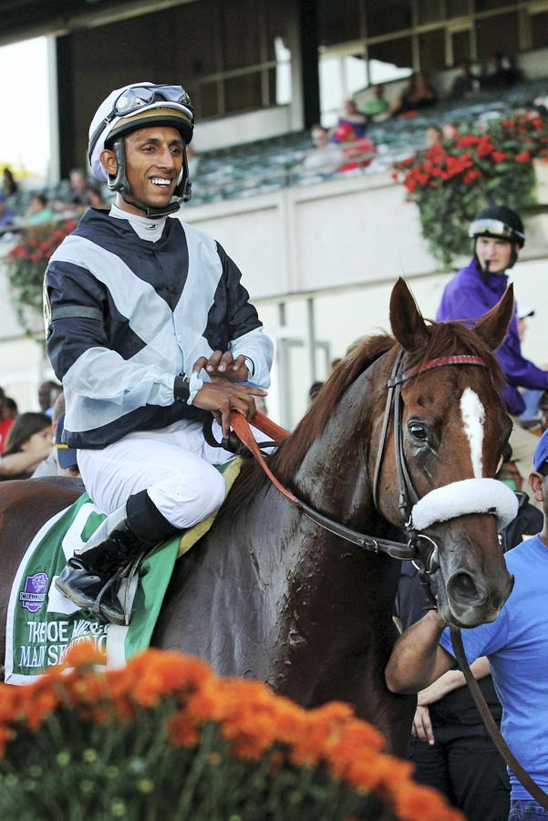 Main Sequence wins by a neck