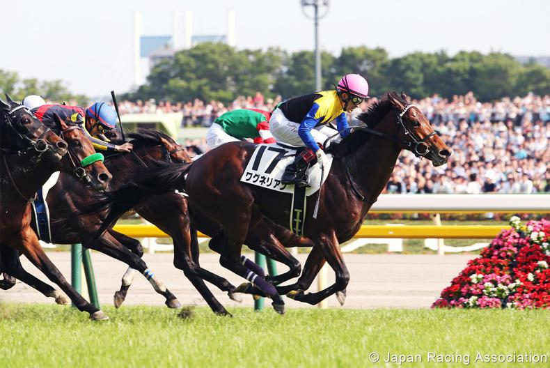 JAPAN:  Wagnerian gives fourth Derby win