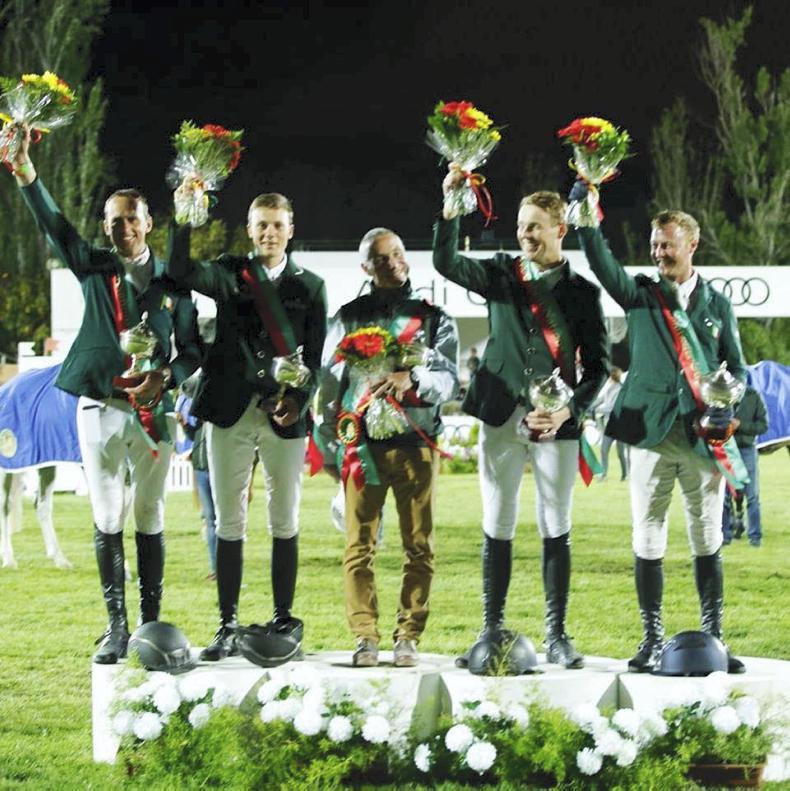 Ireland wins Lisbon Nations Cup