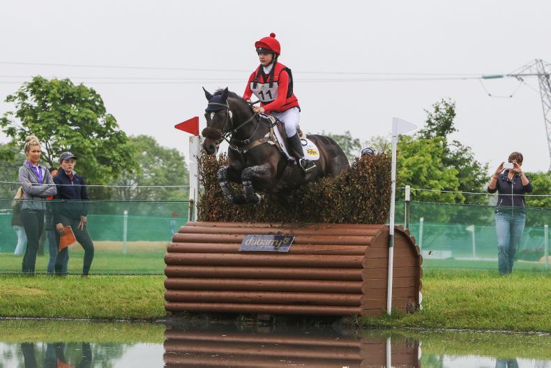 TATTERSALLS INTERNATIONAL 2018:  Teehan takes plaudits in pony class