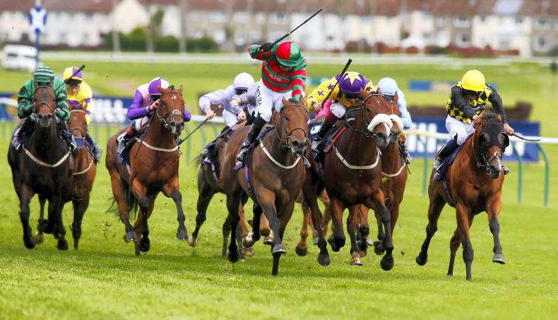 BRITAIN: Donohue in form at Ayr