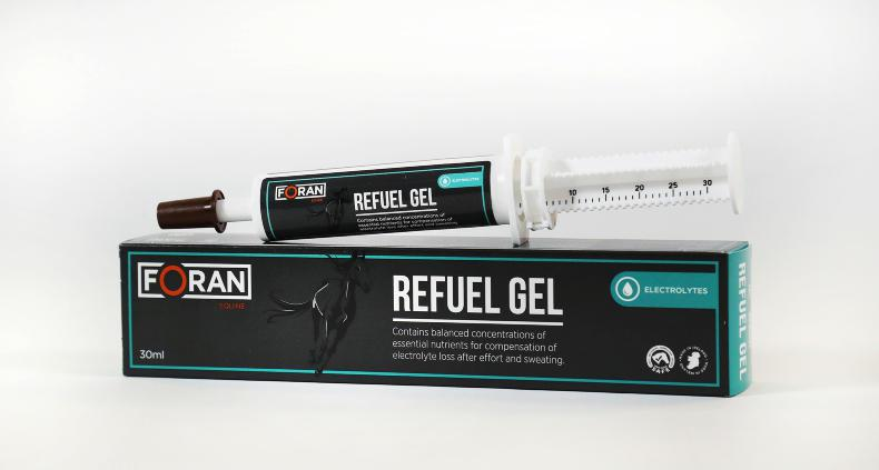 ADVERTORIAL: Replenish electrolytes with Refuel Gel