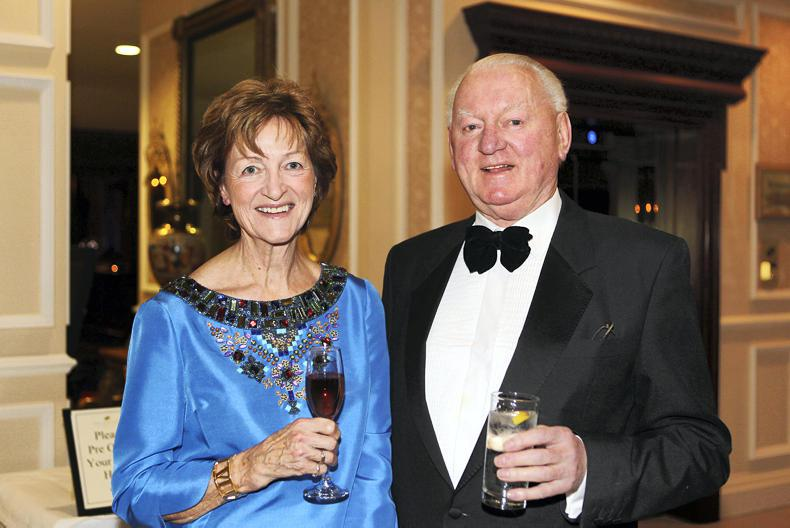 Death of renowned agent and breeder Frank Barry