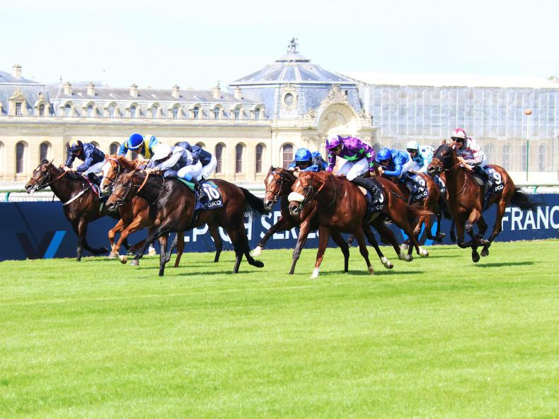 FRANCE: O'Brien's disappointing Jockey Club record continues