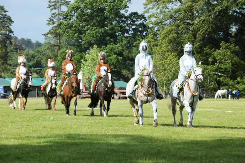 AIRC RIDING CLUBS FESTIVAL:  Stage set for Riding Clubs Festival
