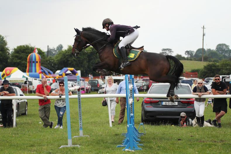 AROUND THE COUNTRY:  O'Meara flying high at Ballivor