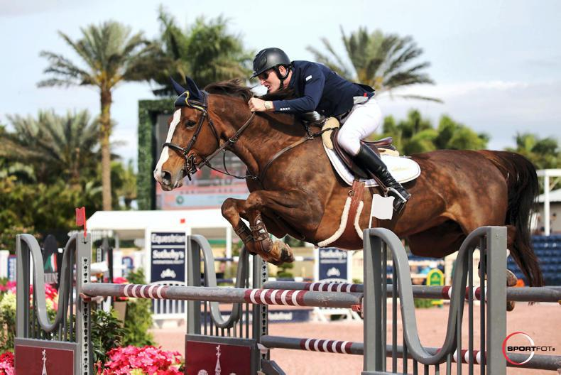 INTERNATIONAL: Spruce Meadows victory for Coyle