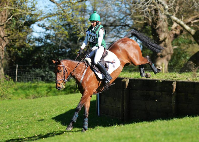 EVENTING: Shanbo Sky Fall impresses as Ennis lands double
