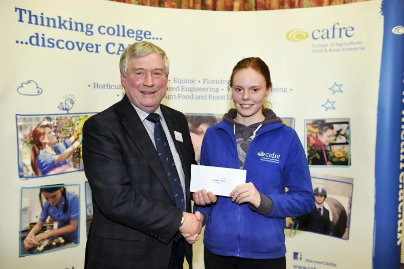 PONY TALES:  Bluegrass bursary win for Lauren
