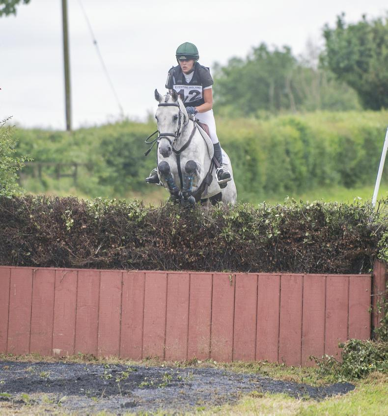 EVENTING: Unfortunate end to day for injured Dulohery