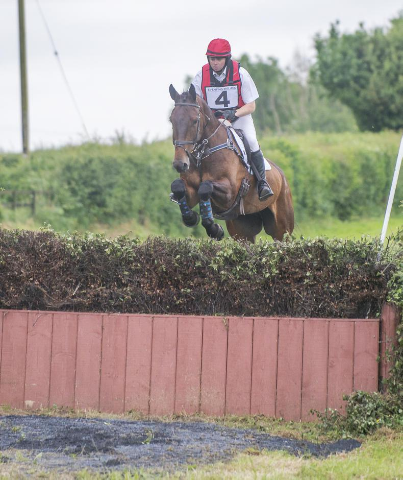 EVENTING: McNally lands another win