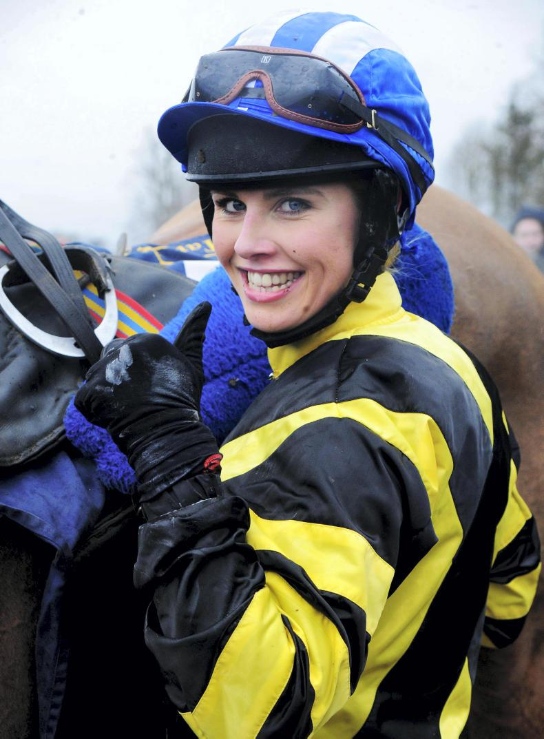 HEART OF RACING: Aine O'Connor