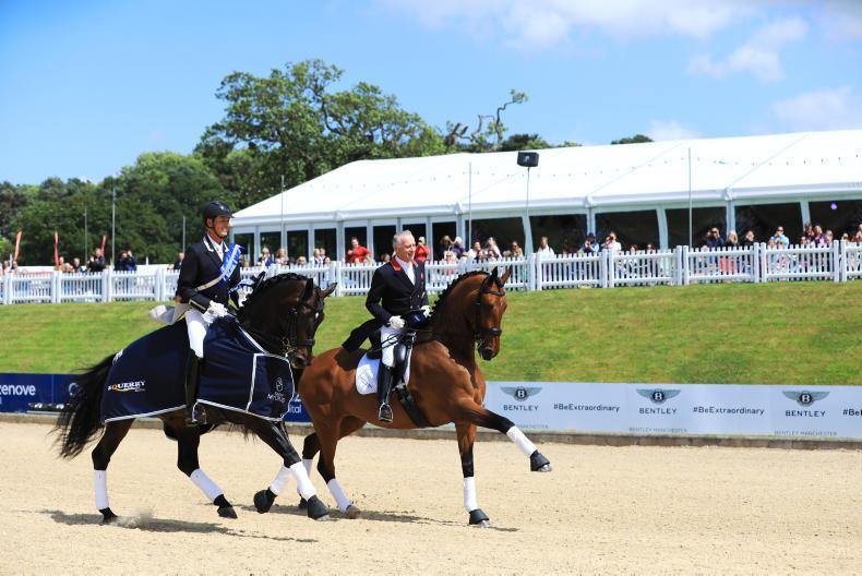 BOLESWORTH INTERNATIONAL HORSE SHOW 2018:  Hester takes the crown
