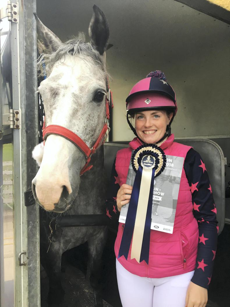 YOUNG EVENT-HORSE SERIES: Keeping it local down in Wexford