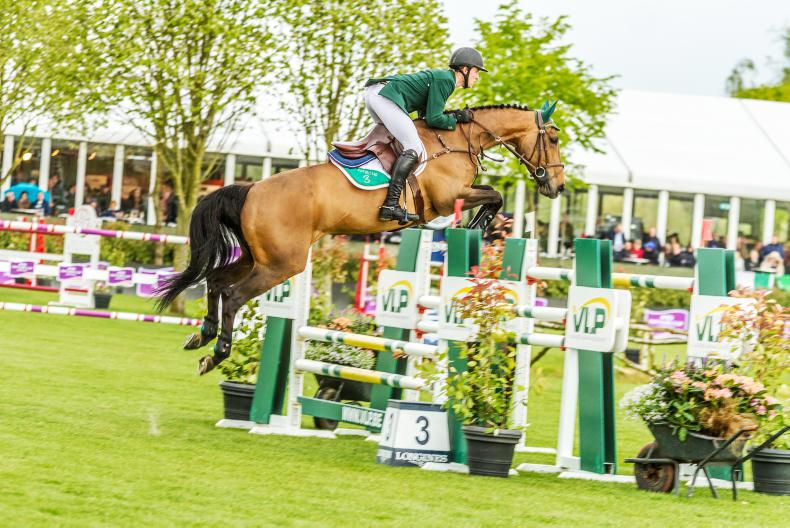 Four-star Bolesworth victory for Paul Kennedy