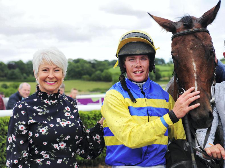 DOWNPATRICK SATURDAY: First double for Short