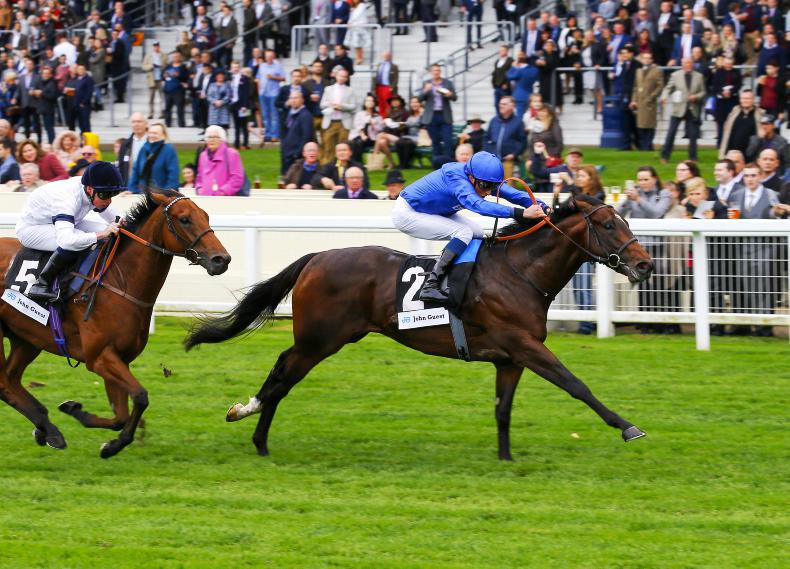 Blue Point foils Battaash in King's Stand thriller