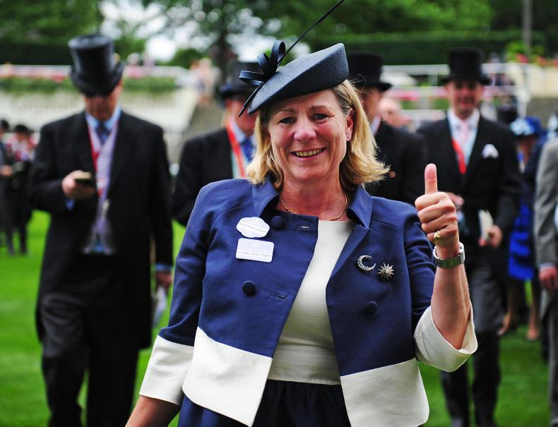 ROYAL ASCOT: All aboard the good ship ITV