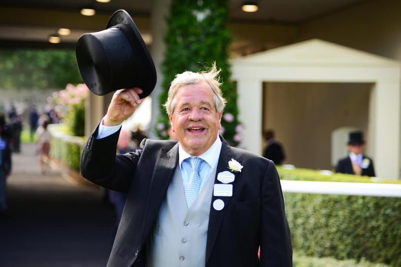 ROYAL ASCOT: Sir Michael the Royal winner
