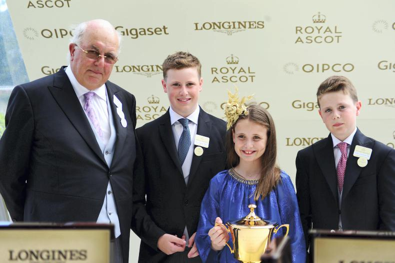 ROYAL ASCOT: Marnane 'settles' for royal win