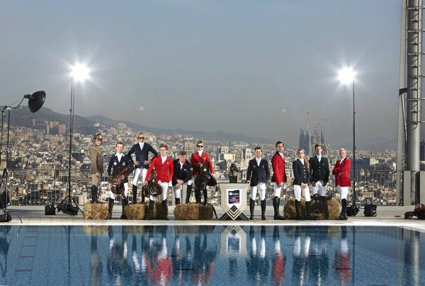 Fourteen nations gear up for Furusiyya FEI Nations Cup Final in Barcelona