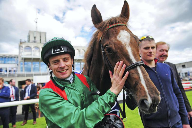 Declan McDonogh reaches 1,000 winners
