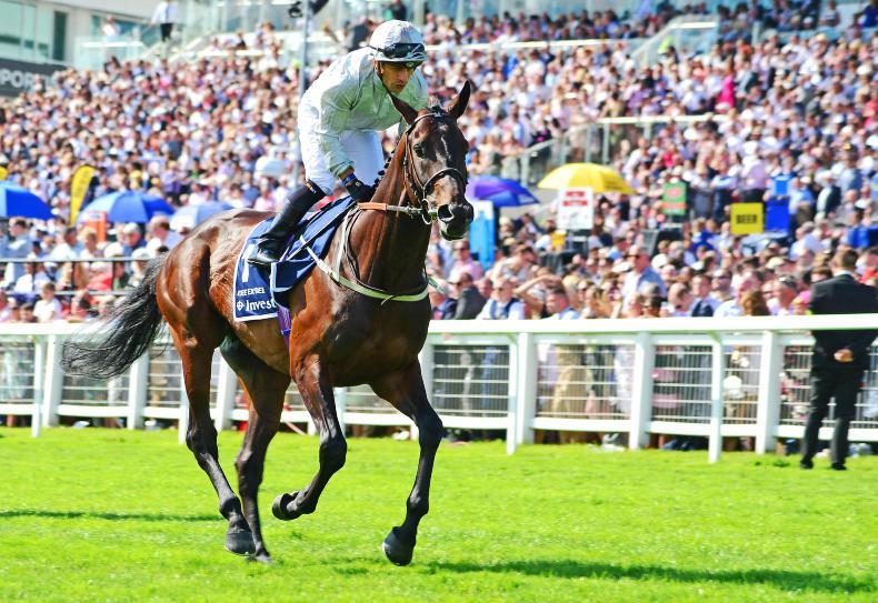 DUBAI DUTY FREE IRISH DERBY: Quality field chasing Derby glory