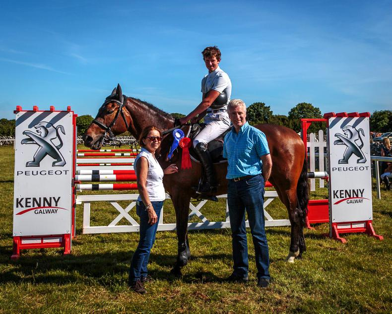AROUND THE COUNTRY: Lee dominant at sun soaked Corrandulla Show