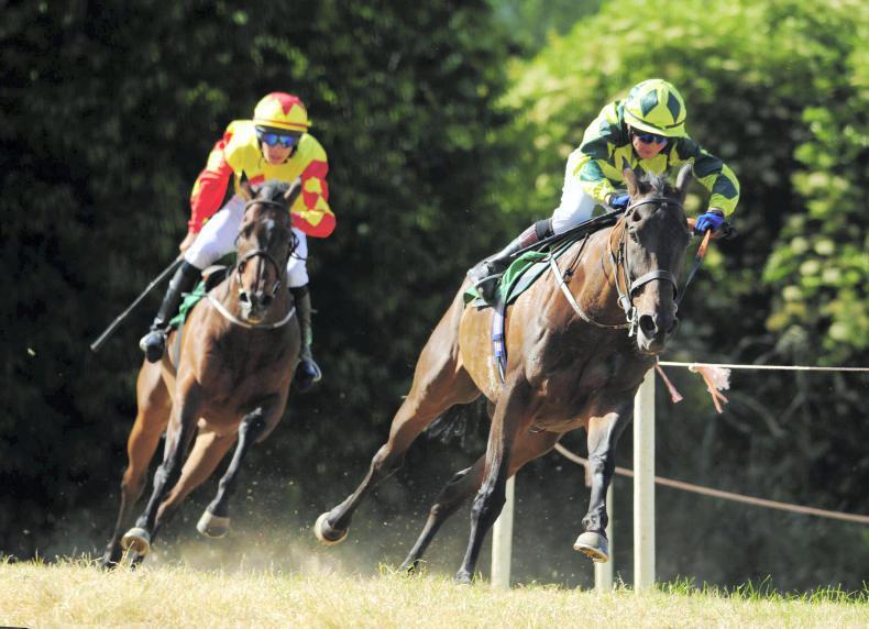 PONY RACING: King keeps up momentum