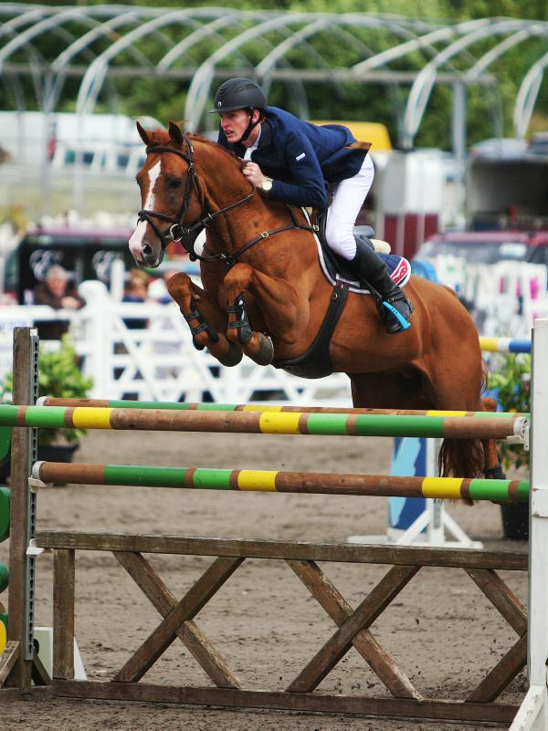 Irish riders feature at Arena UK