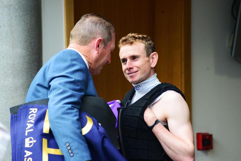 ROYAL ASCOT:  Coolmore team take honours