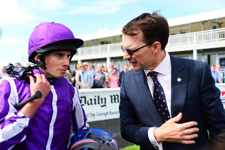 So Perfect's late show gifts Aidan O'Brien Grangecon glory at Curragh