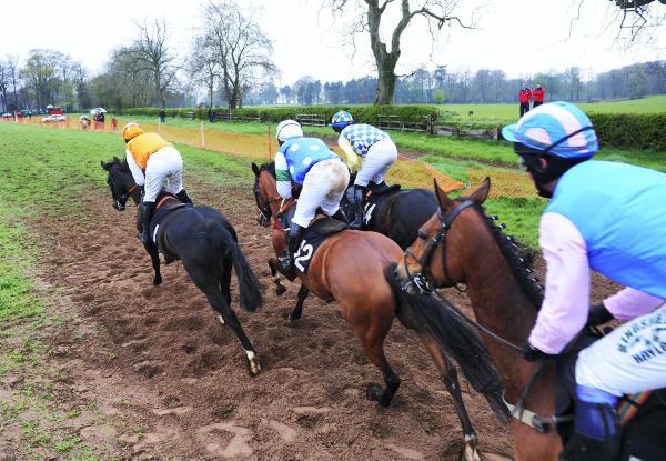 Loughanmore aid Jonjo Trust