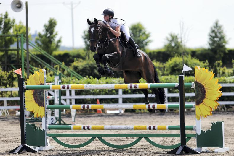SHOW JUMPING: Burke sets the Trend in Coilóg