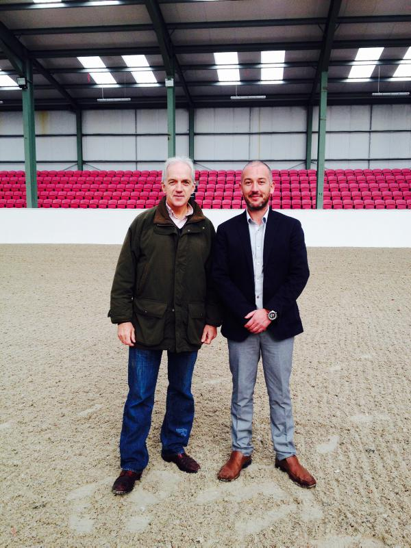 Emerald International gears up for Irish Masters
